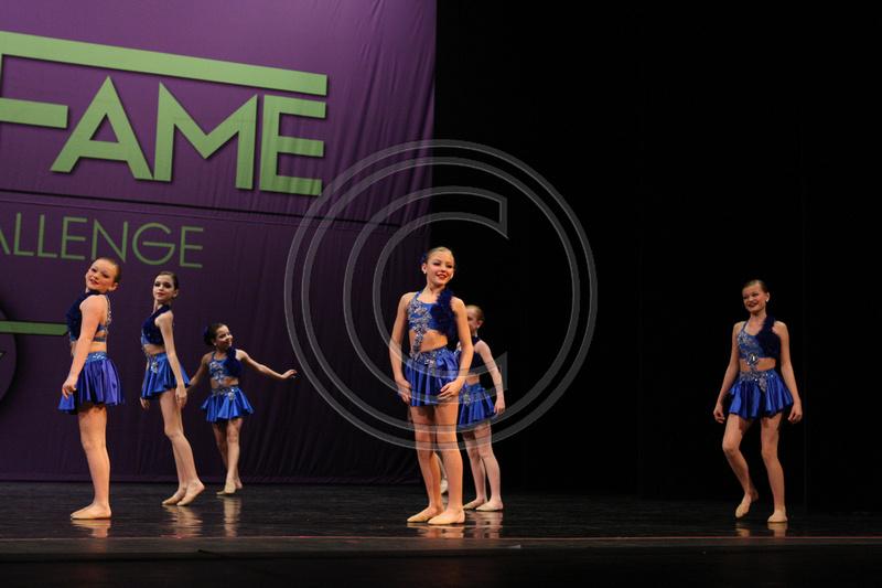 Hall Of Fame Dance Challenge 243 I Won T Give Up