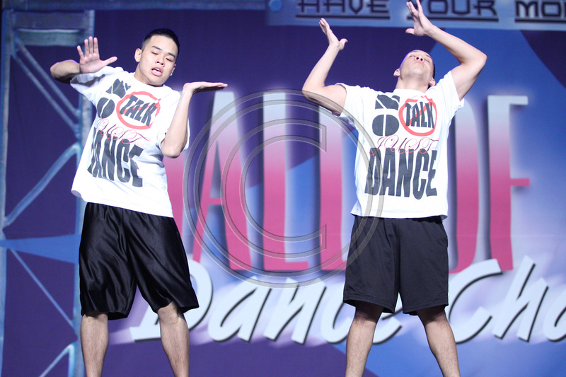 Hall Of Fame Dance Challenge Act 088 No Talk Just Dance